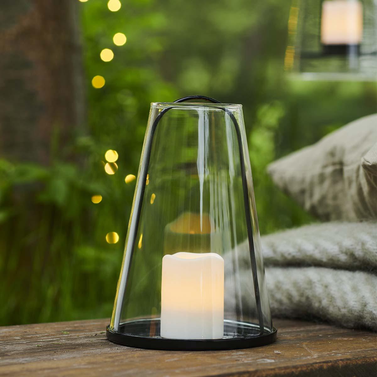 Lanterne Albert table H 22 cm
