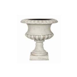 Pot français bas ivoire
